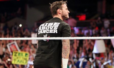 cm punk rise above cancer