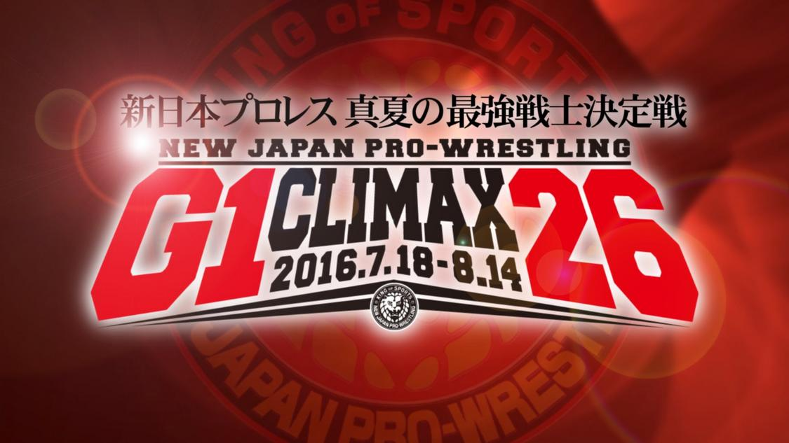 g1 climax 26