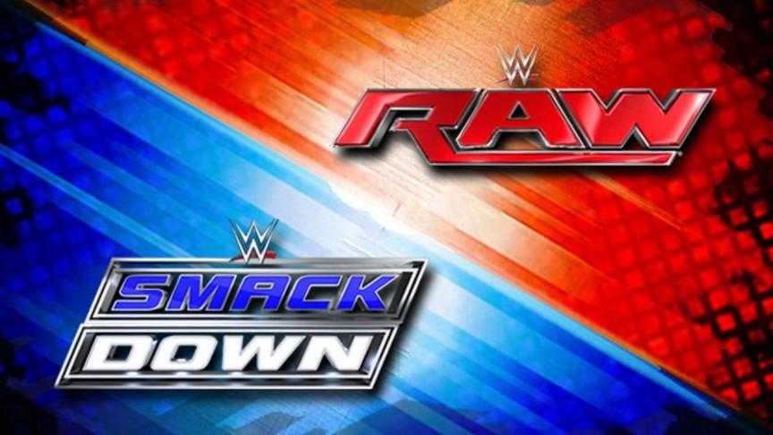 raw smackdown split