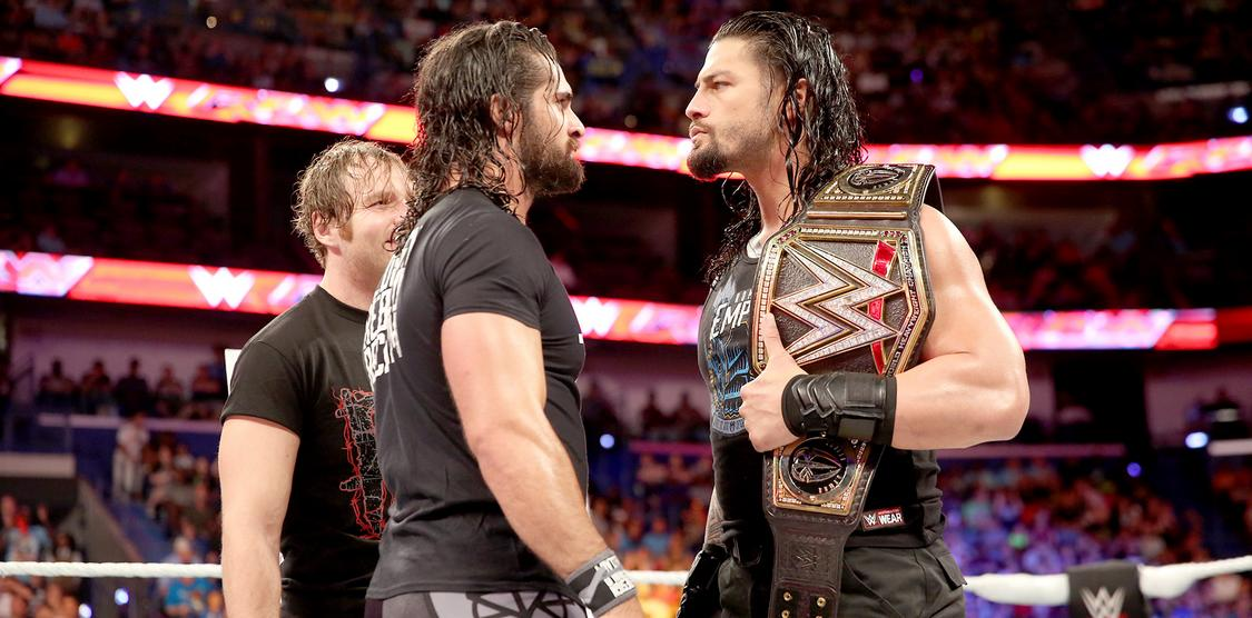 rollins ambrose reigns raw