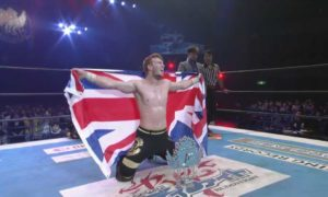 will ospreay bosj vainqueur