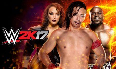 WWE 2K17 NXT