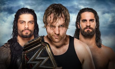 battleground ambrose reigns rollins