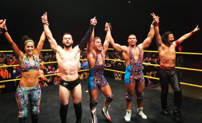 NXT : En house-show, Bayley porte un Bayley to Belly à Bobby Roode ...