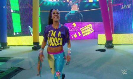bayley battleground debut