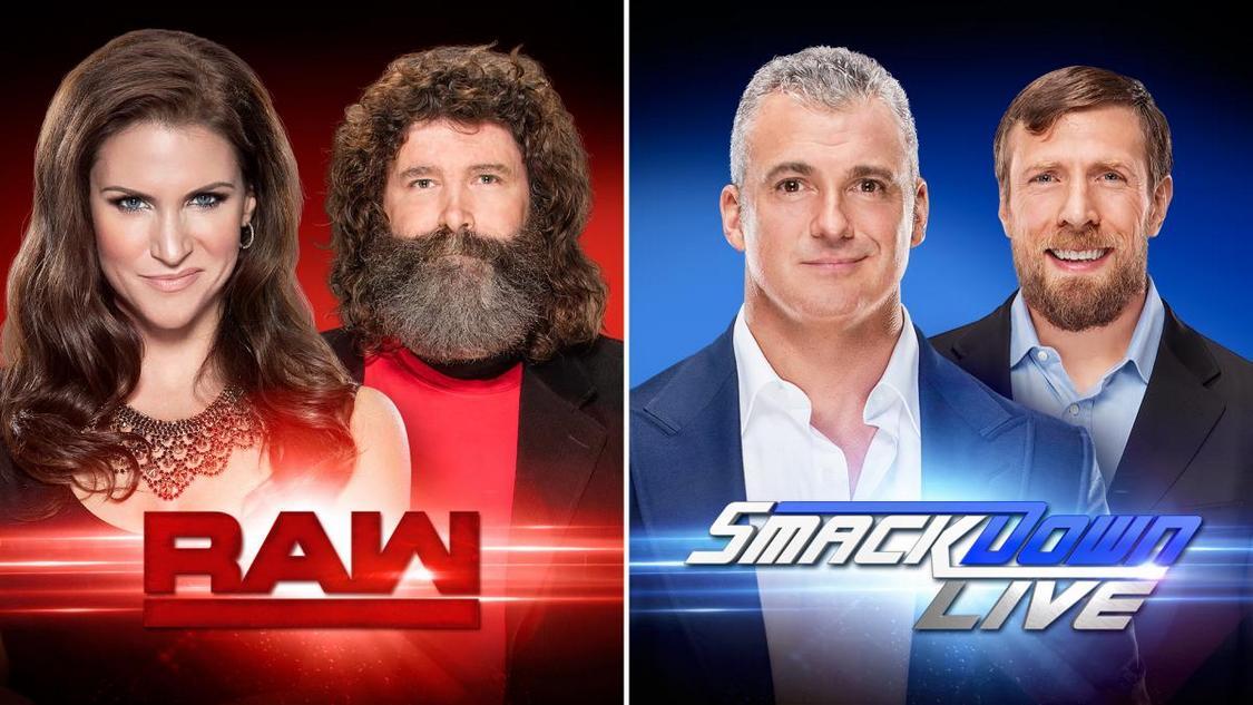 raw sd nouveaux logos