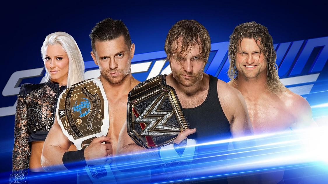 smackdown 16 aout preview
