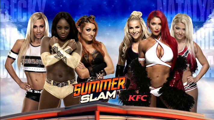 tag team women summerslam