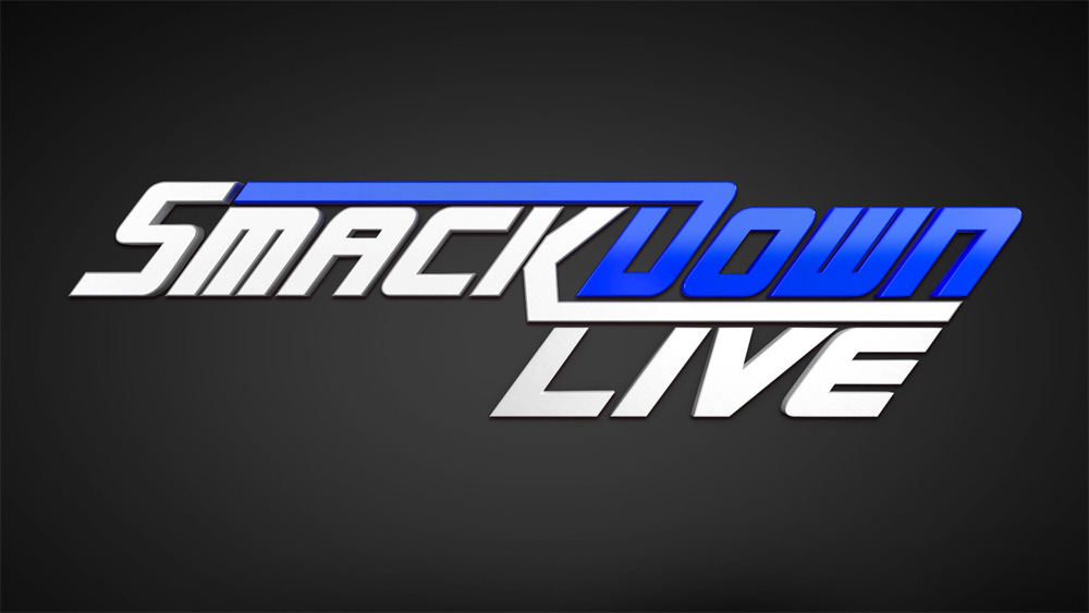 wwe smackdown live logo