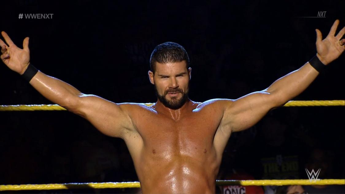 bobby roode nxt 14 septembre