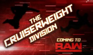 cruiserweight raw