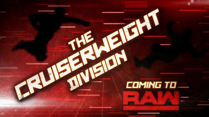 cruiserweight raw