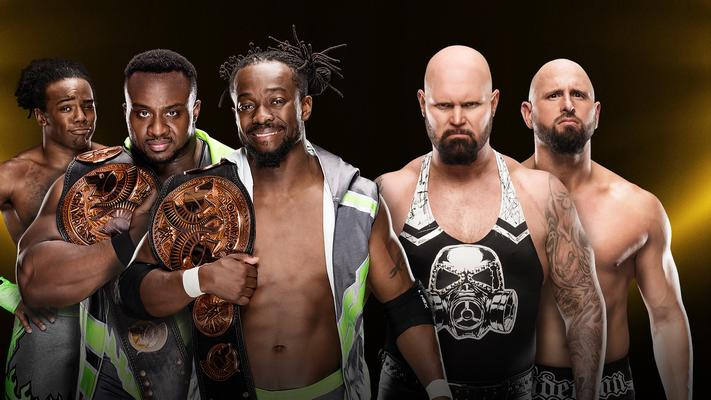 new day the club clash of champions