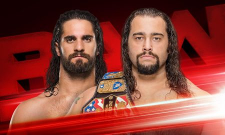 rollins rusev raw 19 septembre