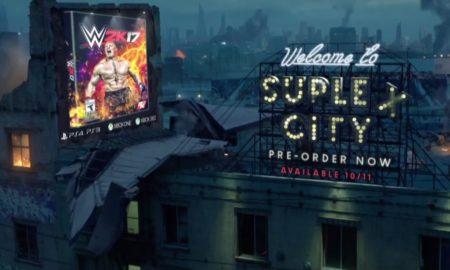 wwe 2k17 suplex city