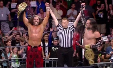 Bound For Glory 2016 hardys