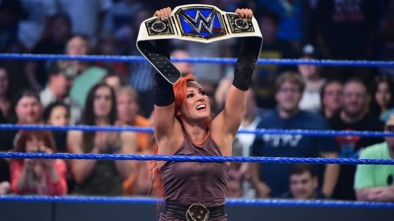 becky lynch wwe smackdown womens title wwe backlash