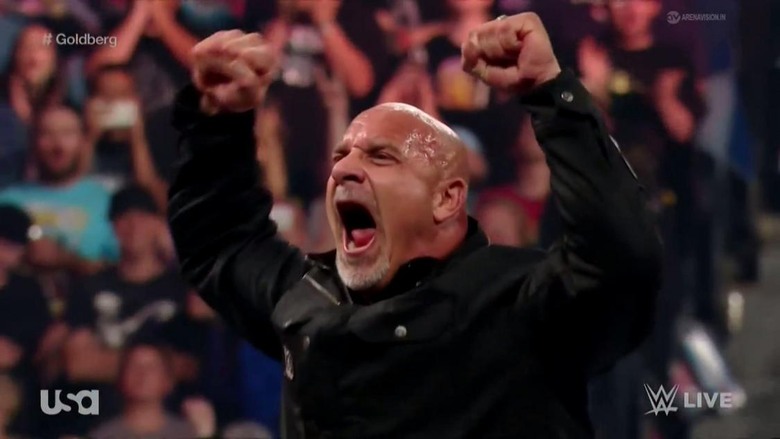 goldberg raw 1