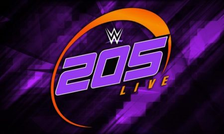 WWE 205 Live 2016