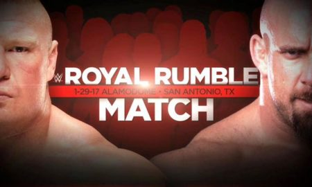 lesnar goldberg royal rumble