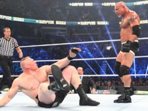 lesnar-goldberg-series