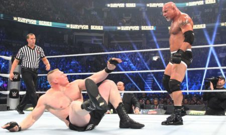 lesnar goldberg series