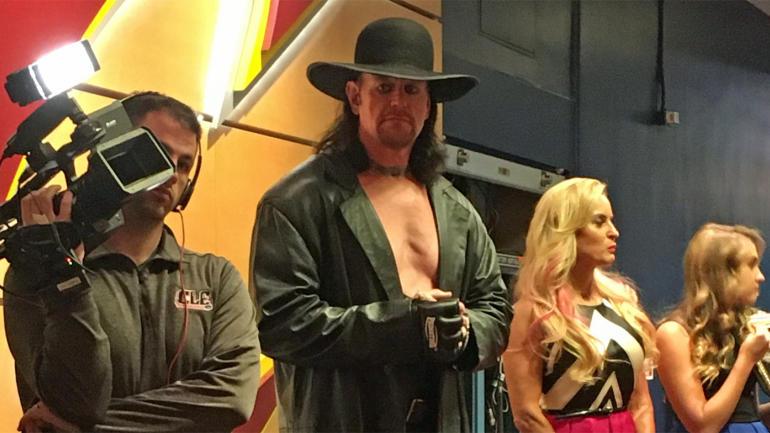 the undertaker cavs q