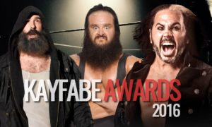 kayfabe awards