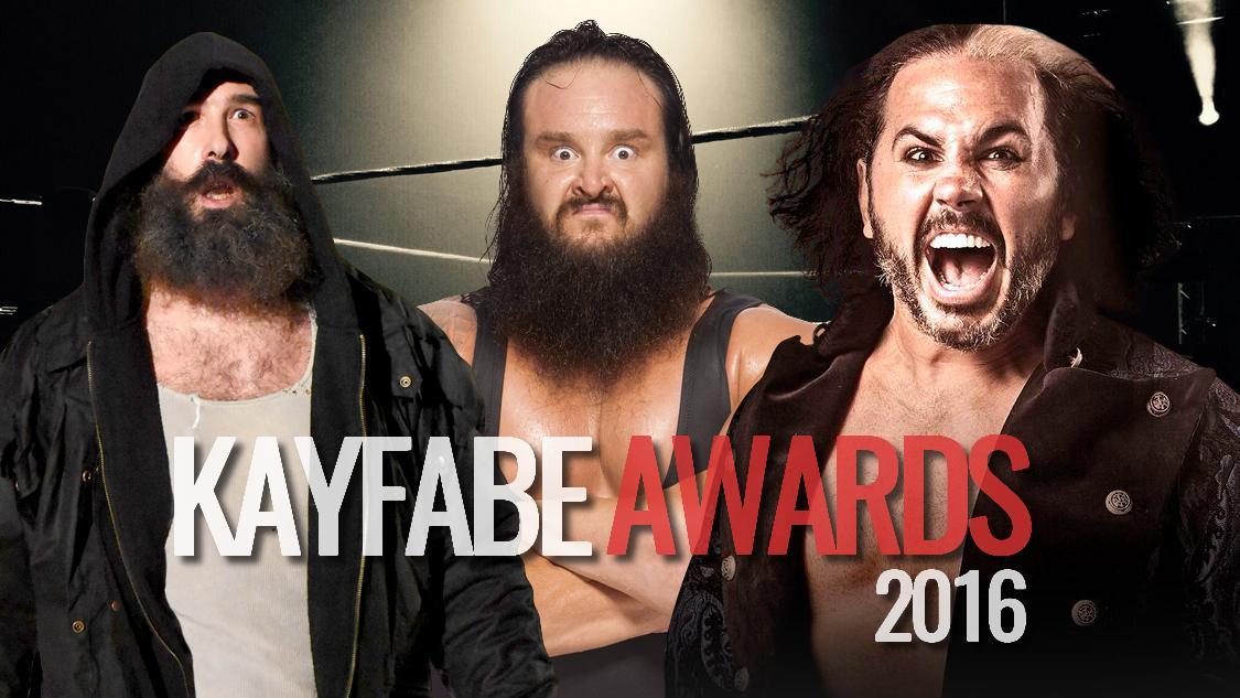 kayfabe awards