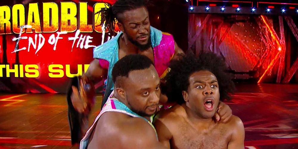 new day raw 12 decembre