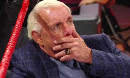 ric flair raw