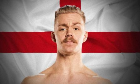 Tyler Bate UK CT