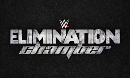 elimination chamber wwe