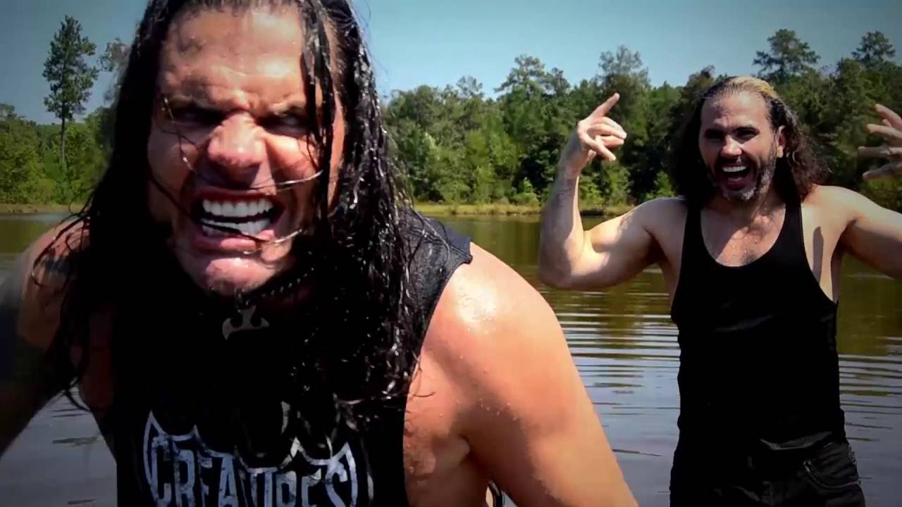 jeff matt hardy