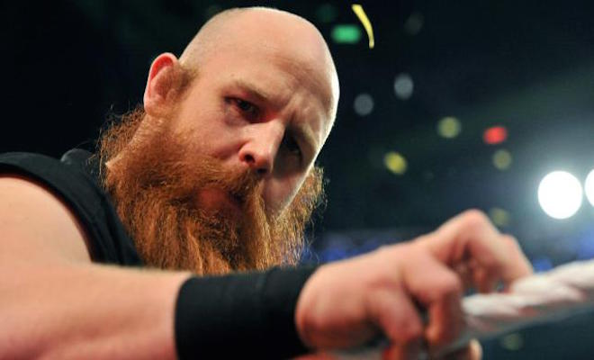 Erick Rowan WWE