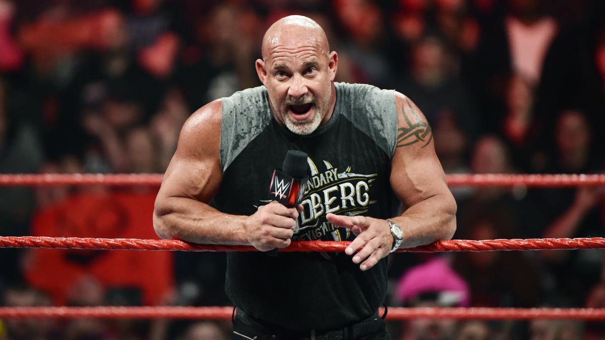 WWE Goldberg 2017