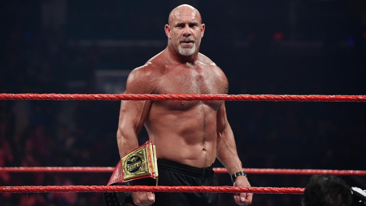 goldberg raw
