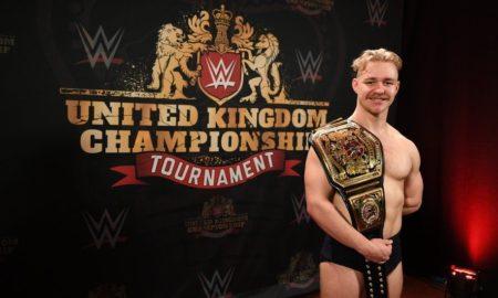tyler bates champion britannique wwe