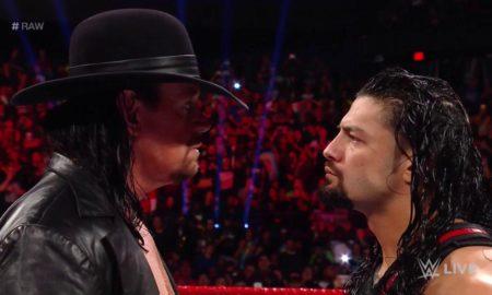 undertaker reigns raw