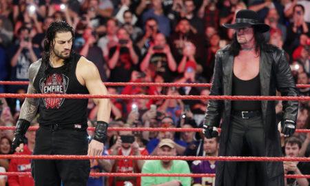 undertaker roman reigns wrestlemania 33