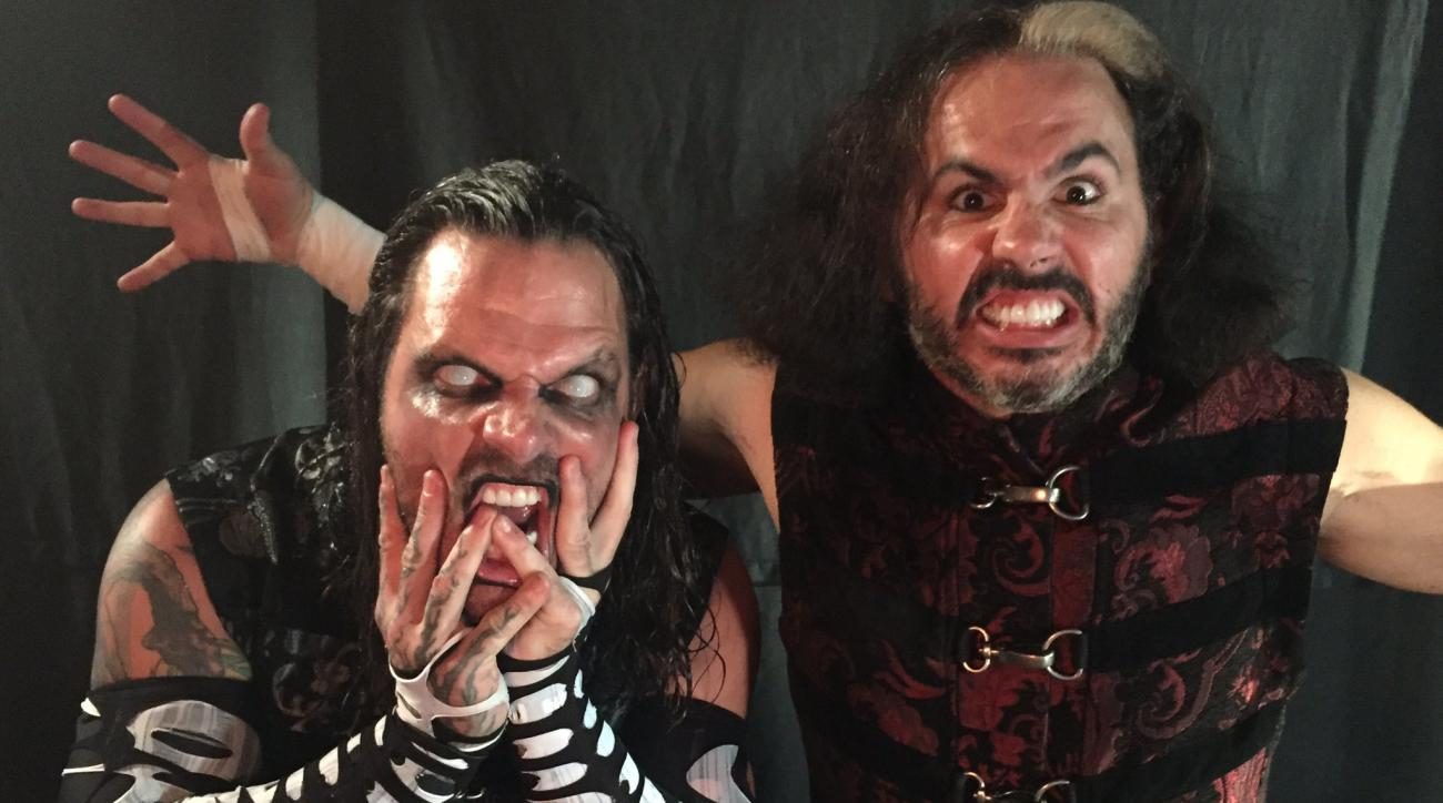 wwe matt jeff hardy interview brandi runnels