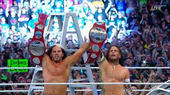 hardy boyz wm 33 champions