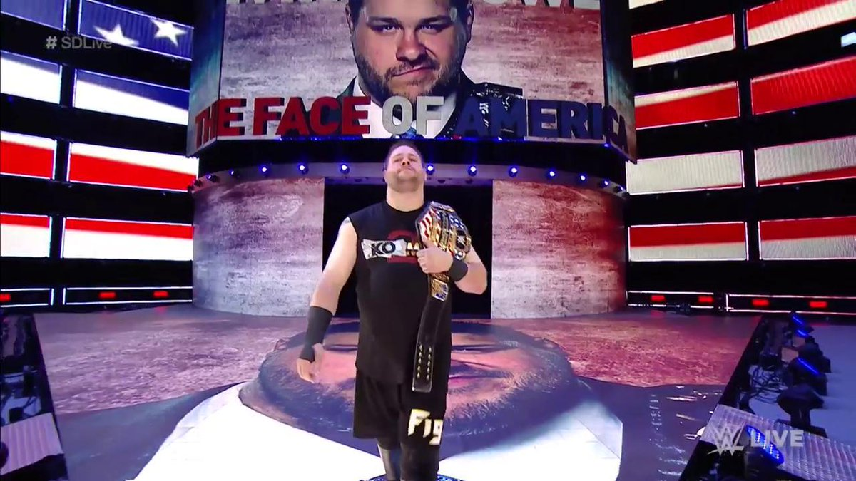 owens smackdown