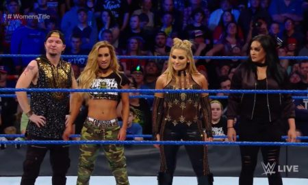 welcome comitee smackdown
