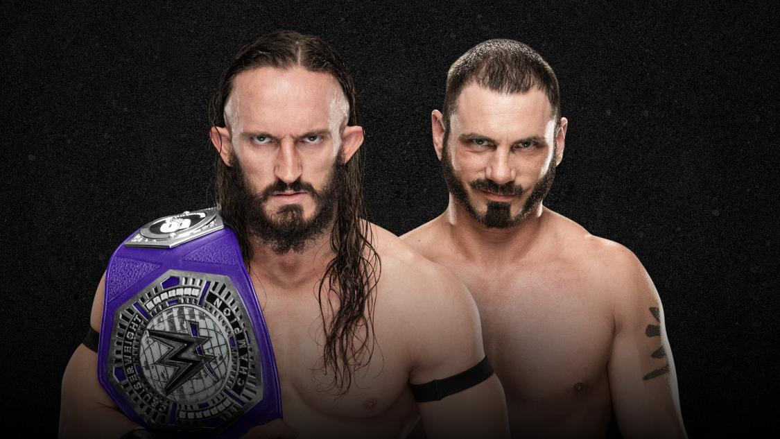 neville aries extreme rules
