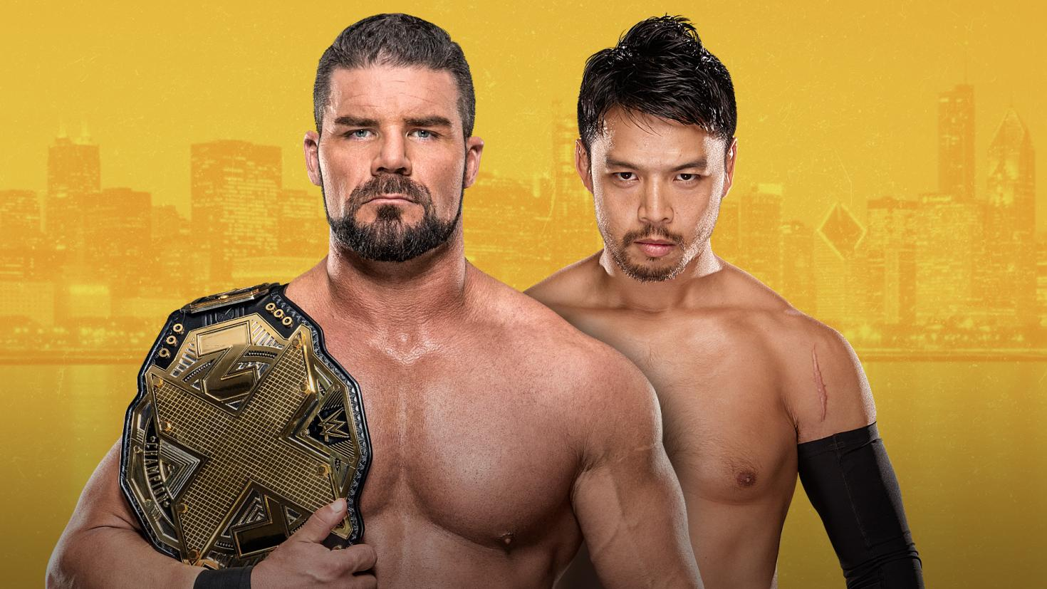 roode itami nxt takeover chicago