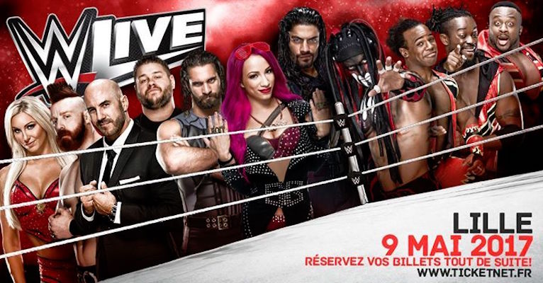 wwe lille