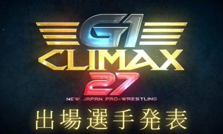NJPW G1 Climax 27