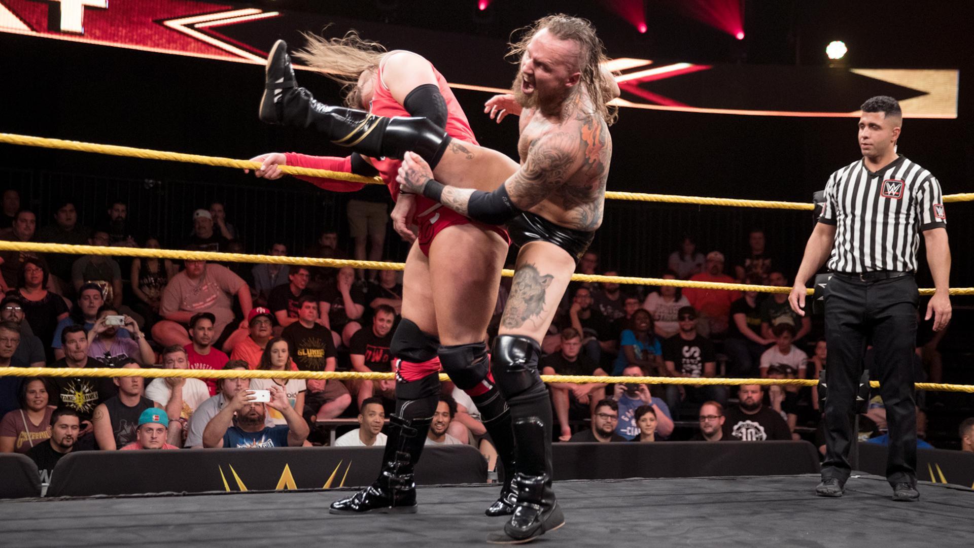 NXT Black Ohno