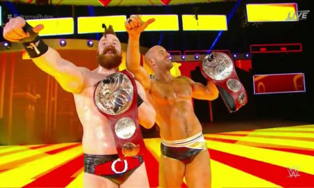 cesaro sheamus extreme rules